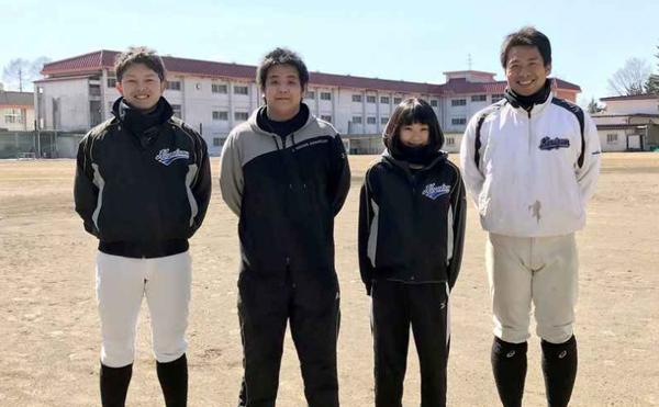 2018061505 【部員0人、女子マネ1人】美人女子高生がたったひとりで9人を集めて野球部を復活させる【高校野球】