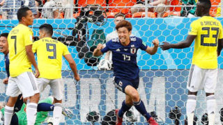 18062002 「残念 そこは中村航輔」ワールドカップで輝け!柏から世界へ!!