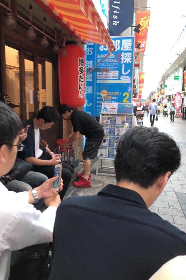 nan2 (自称)日本のラーメンブームはここから始まった!なんでんかんでん6年ぶりに復活【なんでんかんでん | 高円寺】