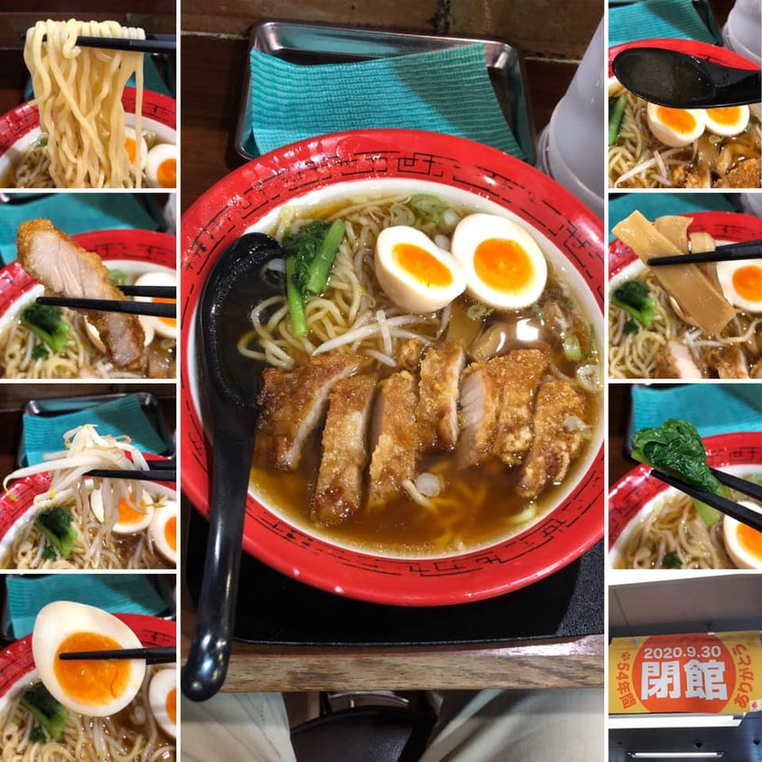 120235420_3086700604775032_3366005177891513262_n 万世麺店 新宿西口店にて排骨拉麺に味玉トッピング970円【新宿】